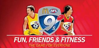 AFL 9s: Fun, Friends, and Fitness